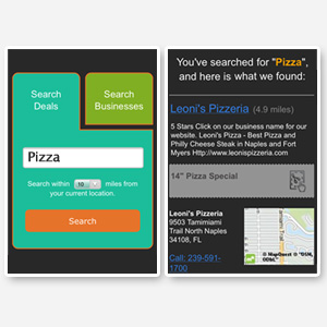 ActiveData's Branded Mobile Directories
