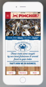 Mobile apps, small business, Pinchers, Activedata, Naples FL,
