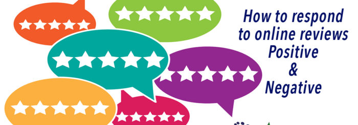 How to respond to negative reviews – and the positive reviews